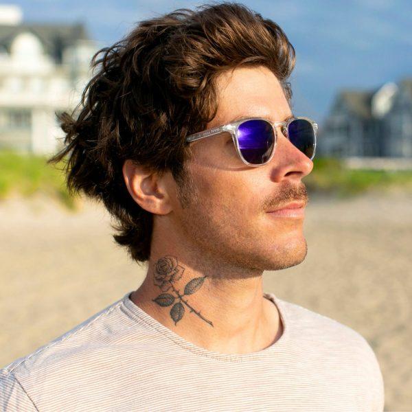 lunettes solaire pour hommes - NYS Collection Maroc
