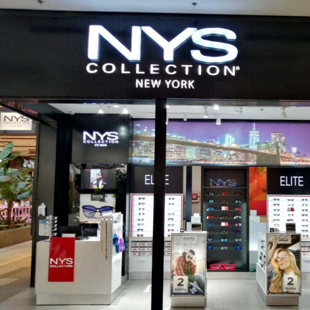 Magasin Nys collection eyewear au Maroc